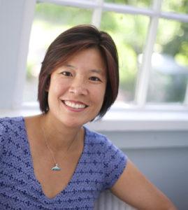 Meet children's book author Sylvia Liu! (Photo credit: K. Woodard Photography)